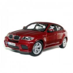 BMW X6 model Bburago 1:18
