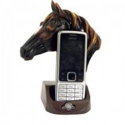 Kôň - stojan na mobil s indikáciou hovoru