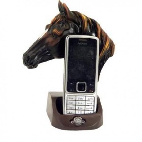 Stojan na mobil kôň