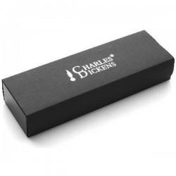 Luxusné guľôčkové pero Charles Dickens v darčekovej krabičke