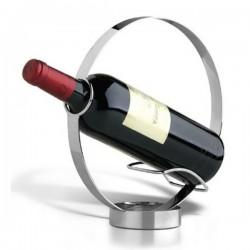 Nerezový stojan a držiak na nalievanie vína