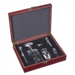 Luxusná kazeta na víno 6 kusov