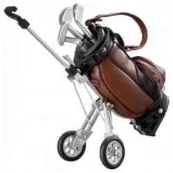 Vozík na golf s perami